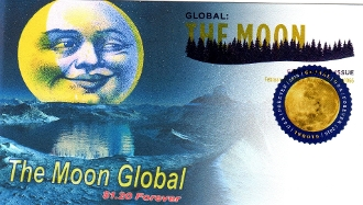 $1.20 Moon DCP Cancel Therome Cachet