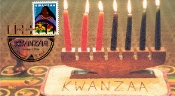 Kwanzaa BGC Cachet First Day Cover DCP